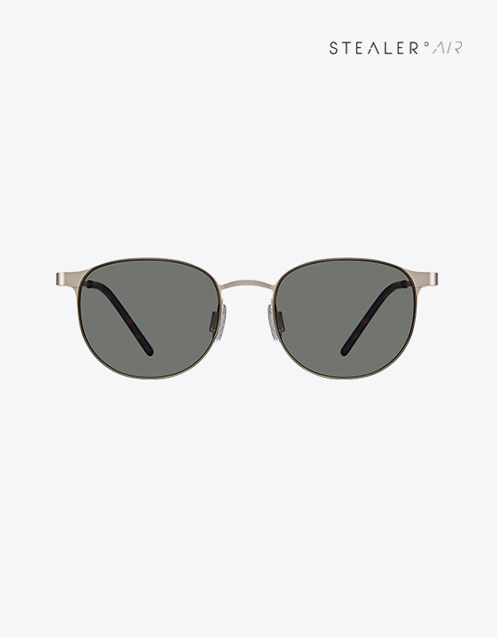 FUZZ KIDS STL02 GOLD - STEALER EYEWEAR